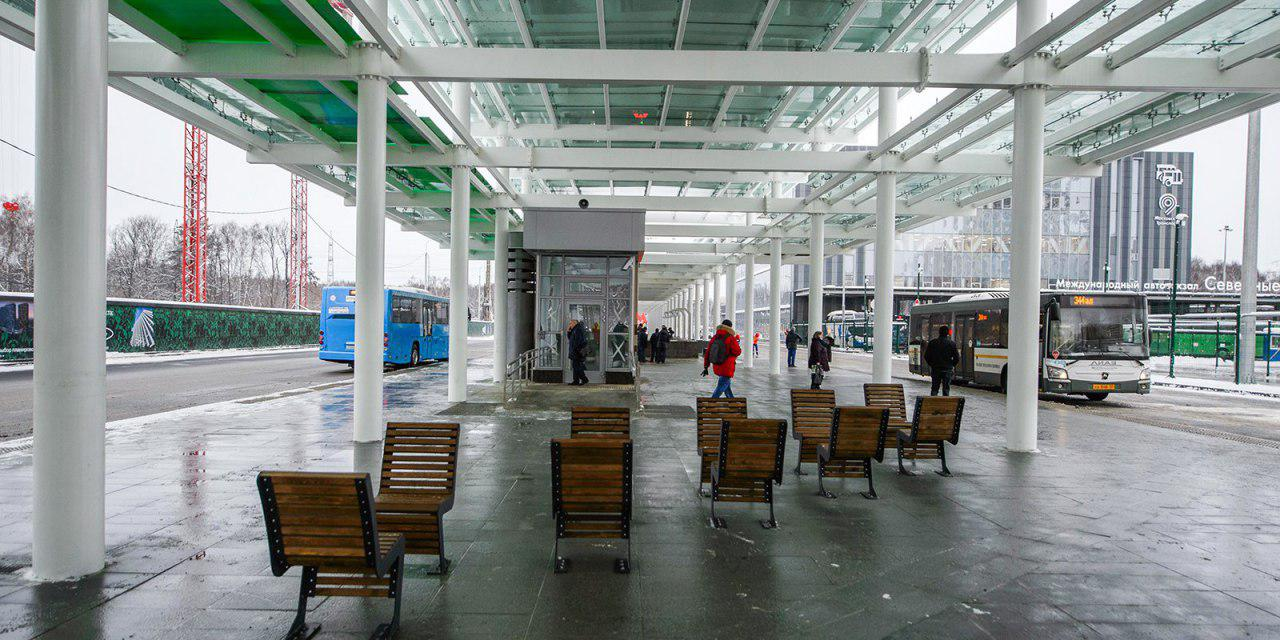 Конечная остановка автобусов-экспрессов станет ближе к Западному Дегунино